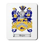 Regan Family Crest Mousepad