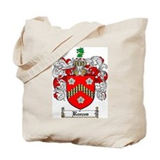 Reeves Family Crest Tote Bag