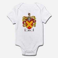 Reed Family Crest Infant Bodysuit
