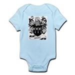 Gibbs Coat of Arms Infant Creeper