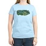 Hosta Clumps Women's Light T-Shirt