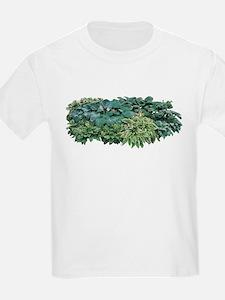 Hosta Clumps T-Shirt