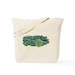 Hosta Clumps Tote Bag