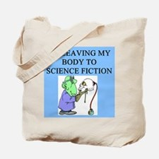 science fiction gifts t-shirt Tote Bag