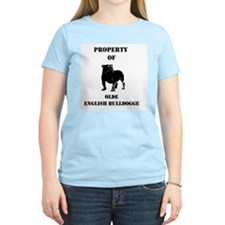 property of oeb t T-Shirt