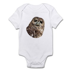 Northern Spotted Owl Infant Bodysuit