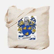 Gordon Coat of Arms Tote Bag