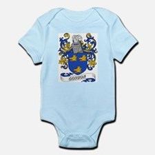 Gordon Coat of Arms Infant Creeper