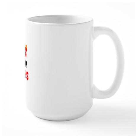 Hot Girls: Hampton Bays, NY Large Mug