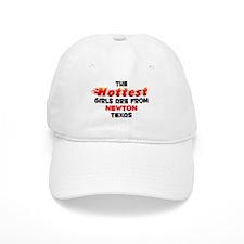 Hot Girls: Newton, TX Baseball Cap