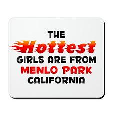 Hot Girls: Menlo Park, CA Mousepad