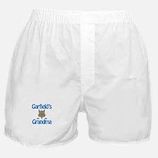 Garfield's Grandma Boxer Shorts