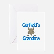 Garfield's Grandma Greeting Card