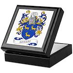 Greene Coat of Arms Keepsake Box