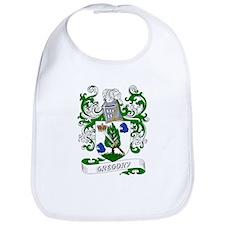 Gregory Coat of Arms Bib