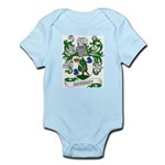 Gregory Coat of Arms Infant Creeper
