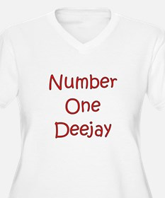 Number One Deejay T-Shirt