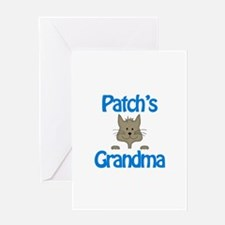 Patch's Grandma Greeting Card
