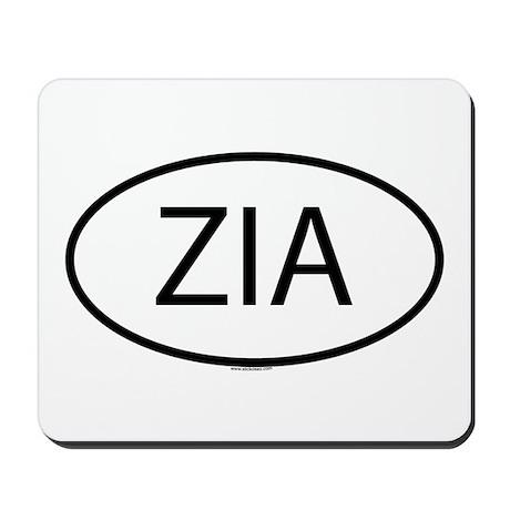 ZIA Mousepad