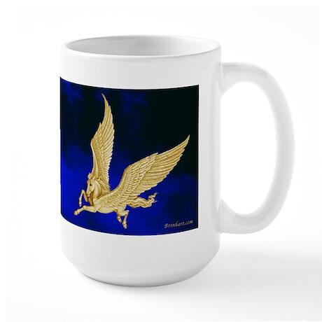 Pegasus in Flight ~ Large Mug