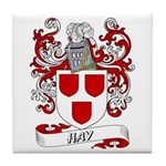 Hay Coat of Arms Tile Coaster