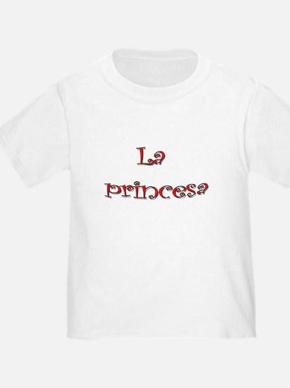 La Princesa ~ Rojo (red) T