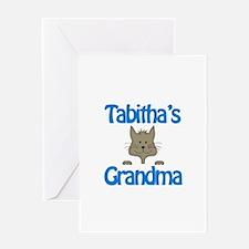 Tabitha's Grandma Greeting Card
