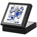 Hayden Coat of Arms Keepsake Box