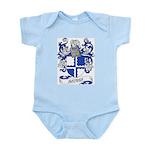 Hayden Coat of Arms Infant Creeper
