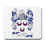 Haynes Coat of Arms Mousepad