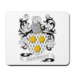 Heathcote Coat of Arms Mousepad