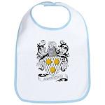 Heathcote Coat of Arms Bib