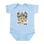 Heathcote Coat of Arms Infant Creeper