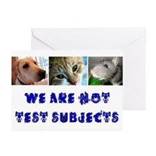 Cute Subjects Greeting Cards (Pk of 10)