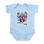 Herbert Coat of Arms Infant Creeper