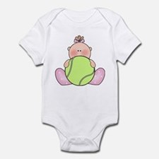 Lil Tennis Baby Girl Infant Bodysuit