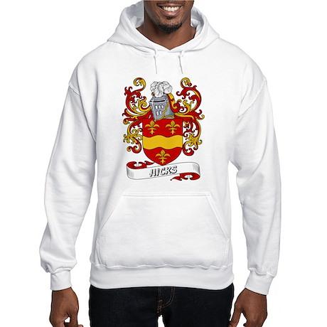 Hicks Coat of Arms Hooded Sweatshirt