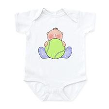 Lil Tennis Baby Boy Infant Bodysuit