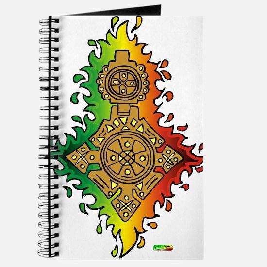 Unique Coptic cross Journal