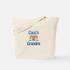 Coco's Grandpa Tote Bag