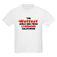 Hot Girls: Livermore, CA T-Shirt