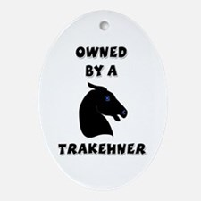 Owned by a Trakehner Keepsake (Oval)