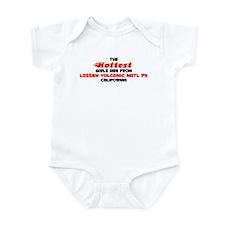 Hot Girls: Lassen Volca, CA Infant Bodysuit