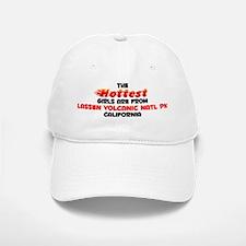 Hot Girls: Lassen Volca, CA Baseball Baseball Cap