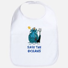 Save the Oceans Bib