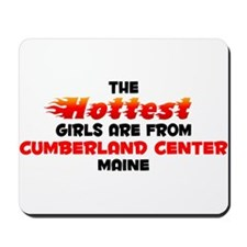 Hot Girls: Cumberland C, ME Mousepad