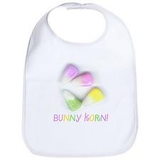 Easter Bunny Korn Bib