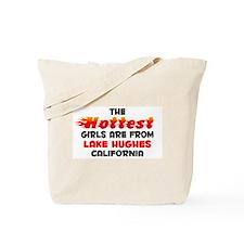 Hot Girls: Lake Hughes, CA Tote Bag