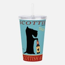 Scottie Scottish Ale Acrylic Double-wall Tumbler