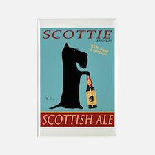 Scottie Scottish Ale Rectangle Magnet